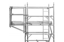 Scaffolding Systems - Cantilevered Scaffold