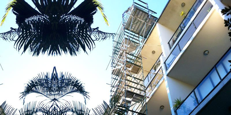 Residental - Camperdown - Sydney - Scaffolding