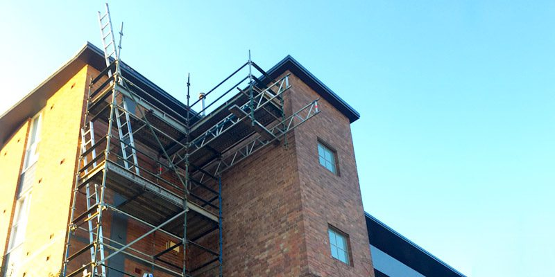 Residential - Dover Heights - Sydney - Scaffolding
