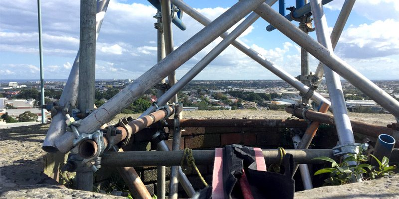 Scaffolding Hire Sydney for Specialist Projects