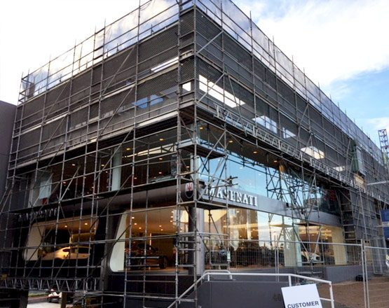 Commercial Hire Scaffolding - Sydney